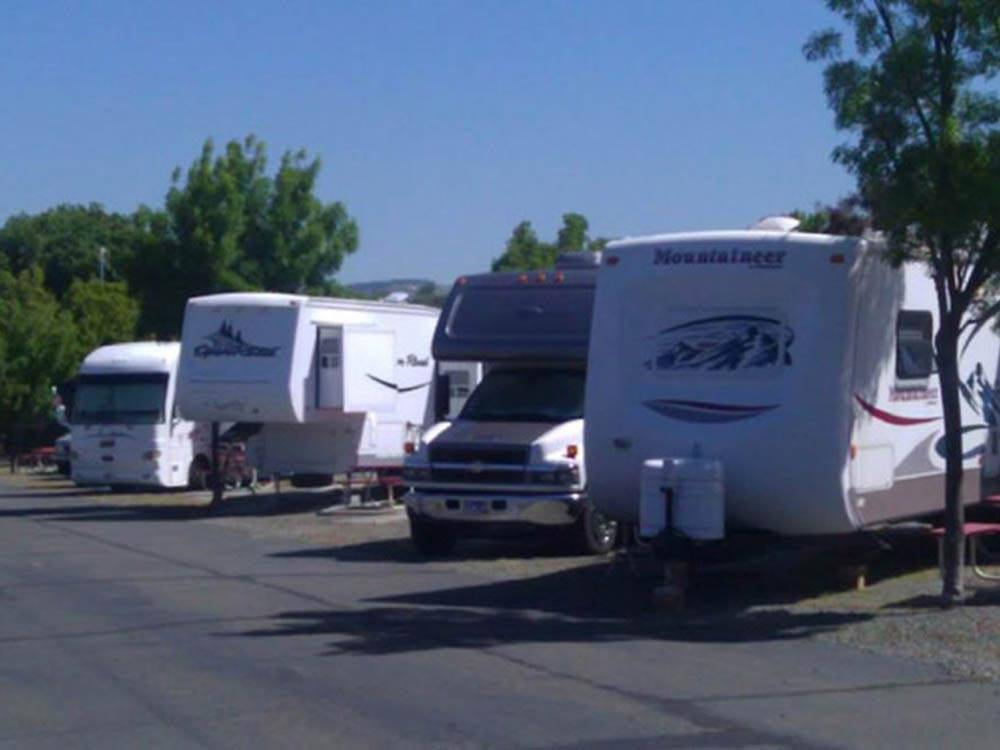 Tradewinds Rv Park Of Vallejo Vallejo Campgrounds Good