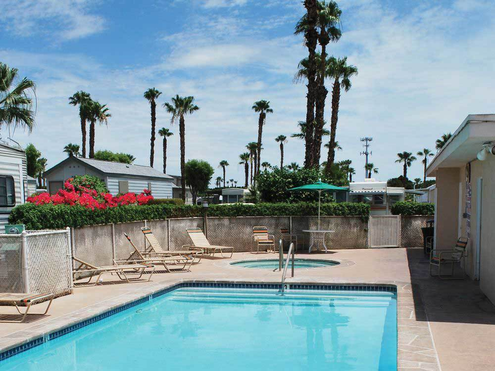 Indian Wells Rv Resort Indio Campgrounds Good Sam Club