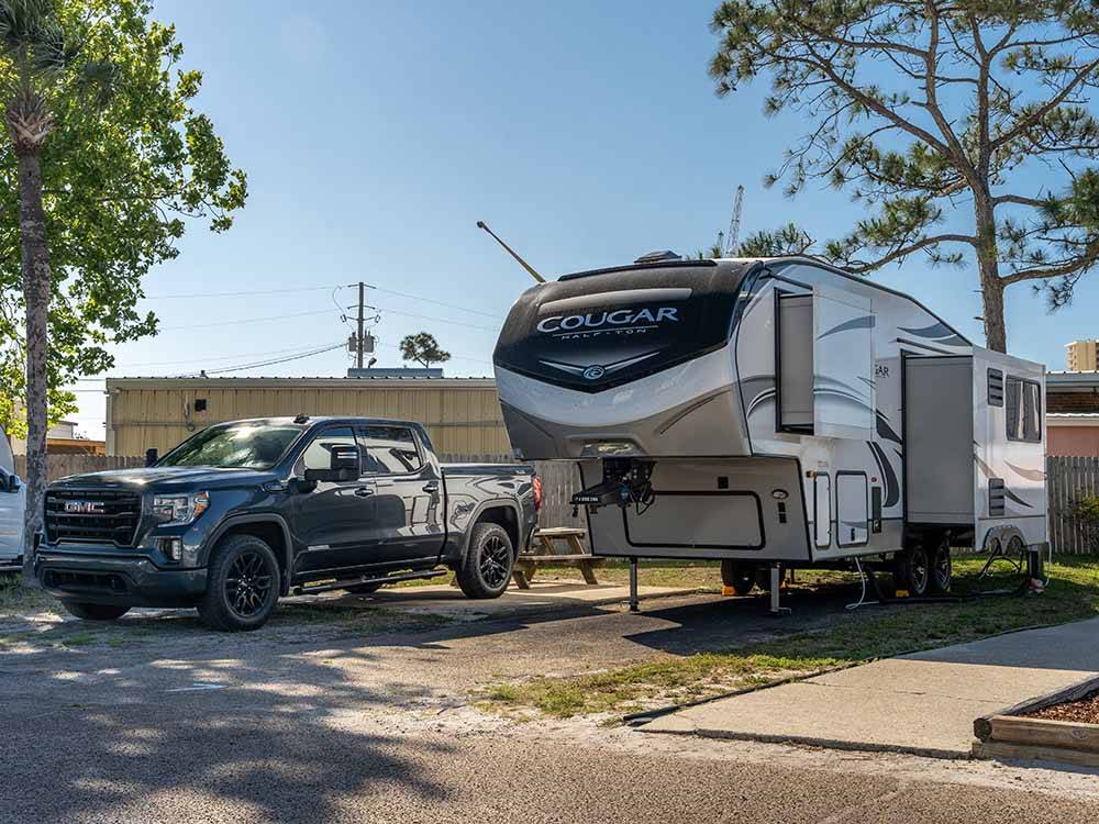 Camper 39 S Inn Panama City Beach Fl Rv Parks And