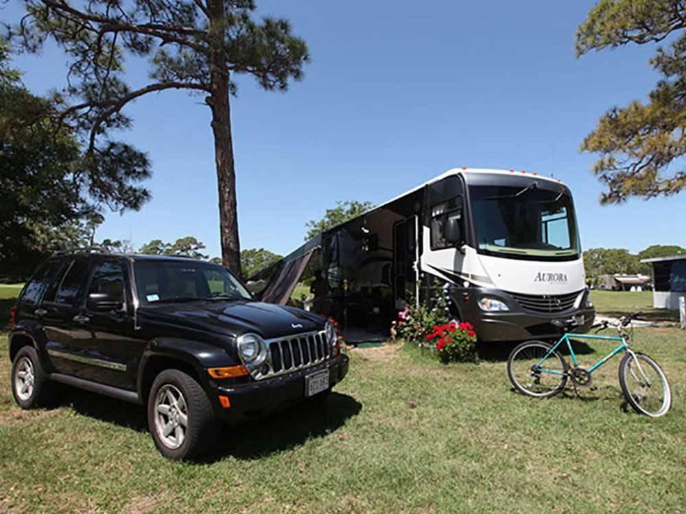 Road Runner Travel Resort Fort Pierce Campgrounds Good