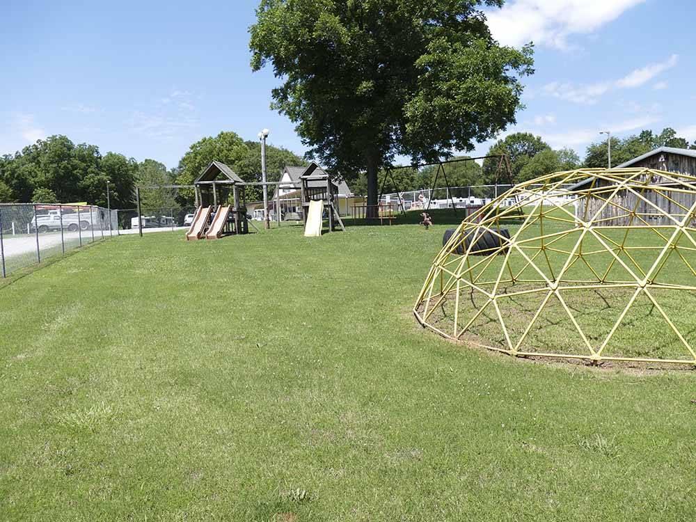 Spartanburgcunningham Rv Park Spartanburg Campgrounds