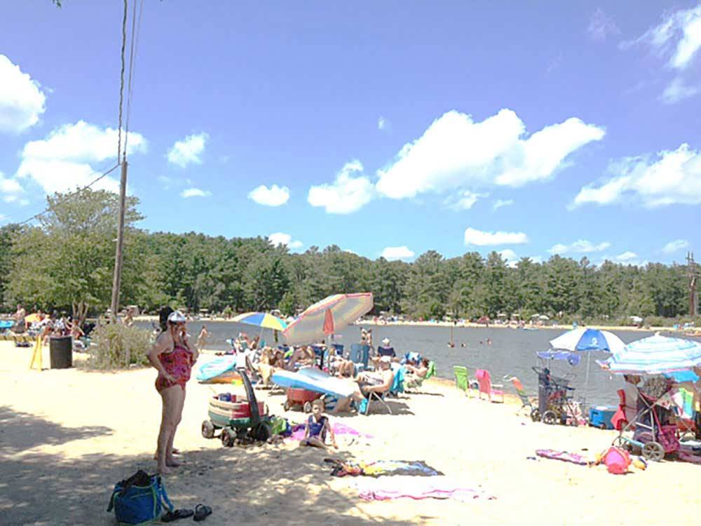 Cape Cod S Maple Park Campground Amp Rv Park East Wareham