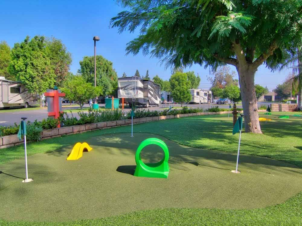Orangeland Rv Park Orange Campgrounds Good Sam Club