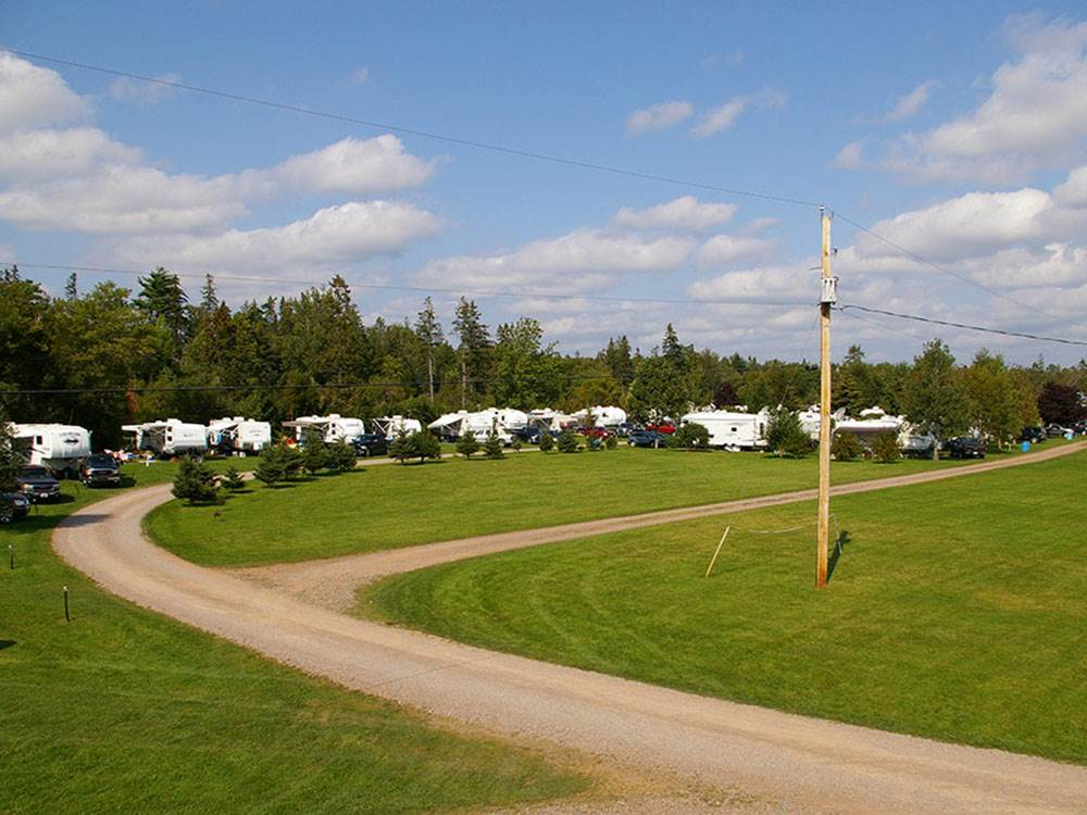 ELM RIVER RV PARK at TRURO NS