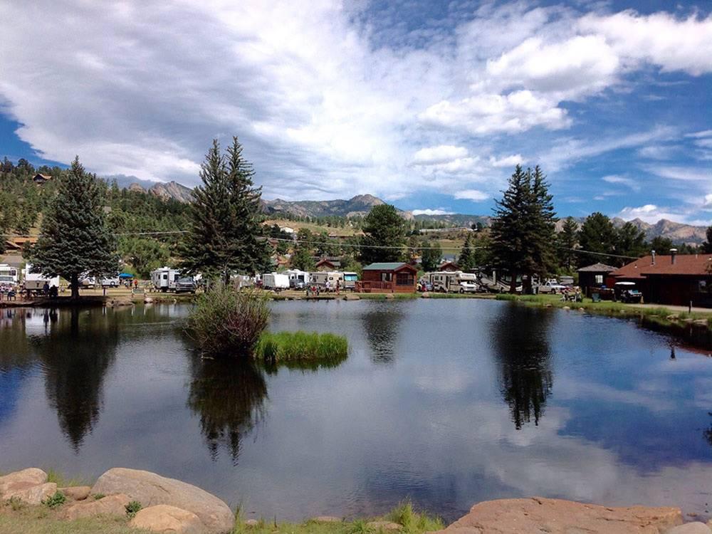 Spruce Lake Rv Resort Estes Park Co Rv Parks And