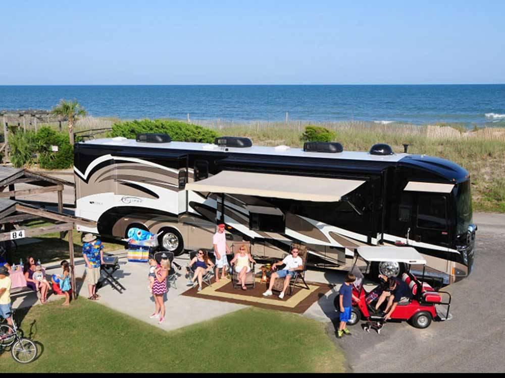 Pirateland Family Camping Resort Myrtle Beach