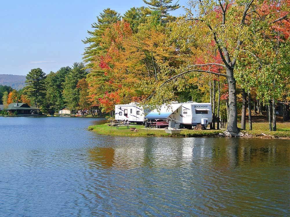 Alpine Lake Rv Resort Corinth Campgrounds Good Sam Club