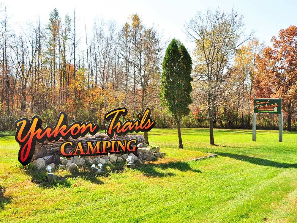Yukon Trails Camping Lyndon Station Campgrounds Good