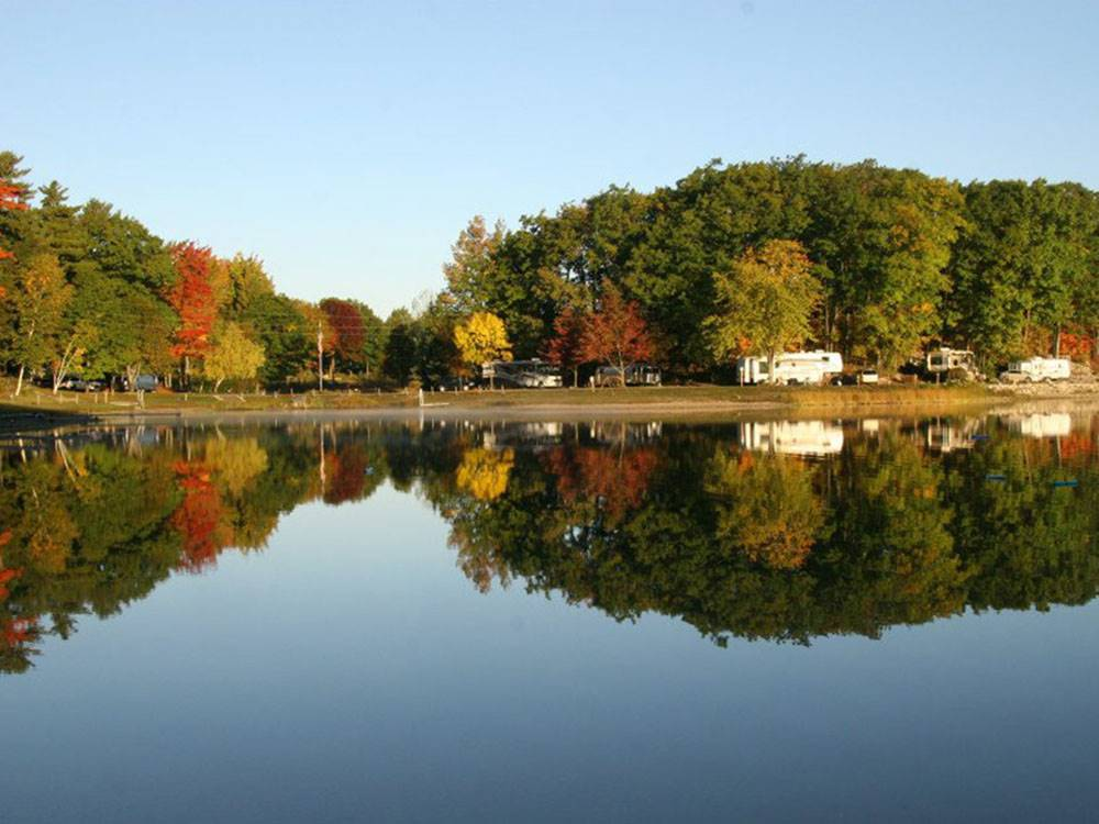 Holiday Park Campground Traverse City Mi Rv Parks And