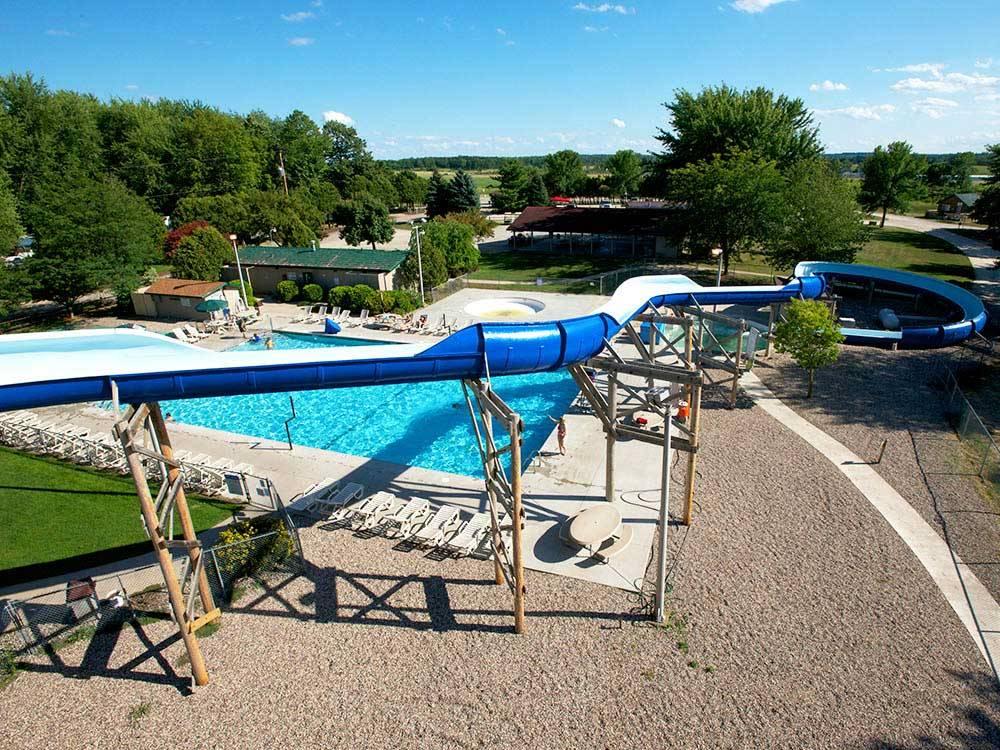 Yogi Bear's Jellystone Park Camp-Resort | Fremont, WI - RV ...