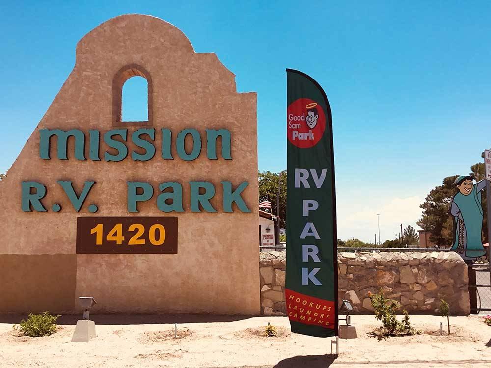 Mission Rv Park El Paso Campgrounds Good Sam Club