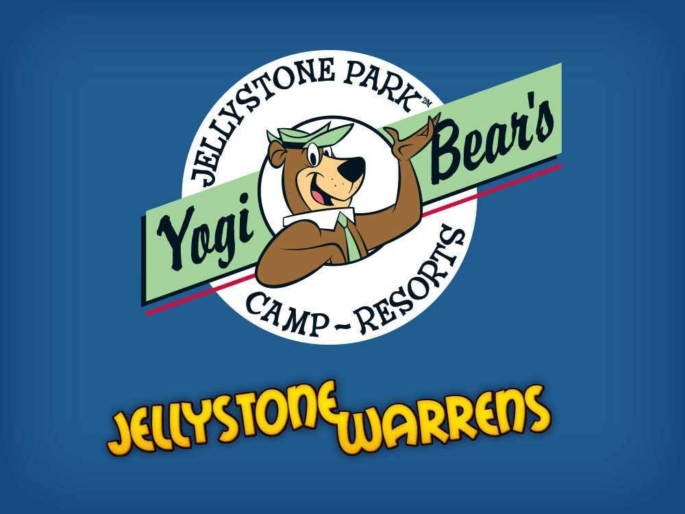 Yogi Bear at JELLYSTONE PARK WARRENS