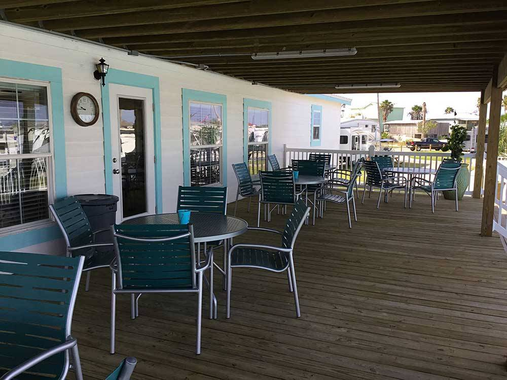Island Rv Resort Port Aransas Tx Rv Parks And