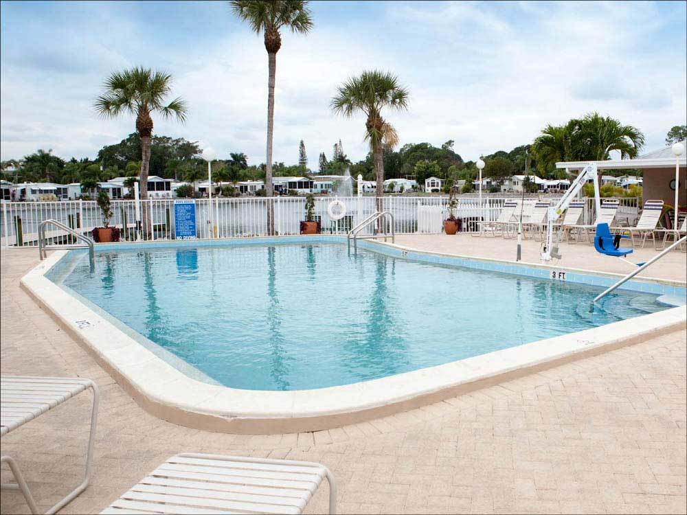 Lake San Marino Rv Resort Naples Fl Rv Parks And