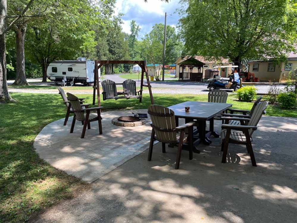 Sweetwater Tennessee RV Parks