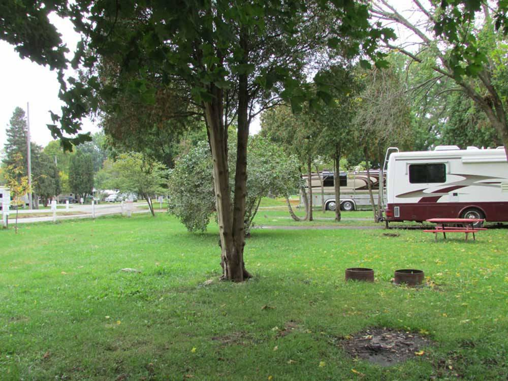 Enon Beach Campground Springfield Campgrounds Good Sam