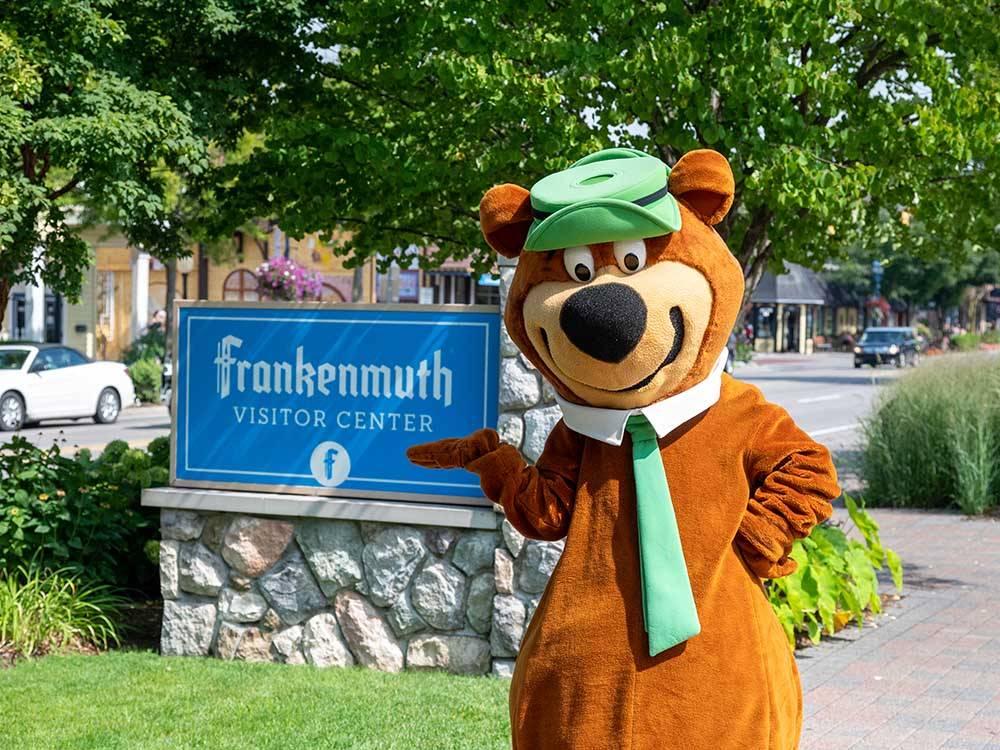Yogi Bears Jellystone Park Camp-Resort - Frankenmuth ...