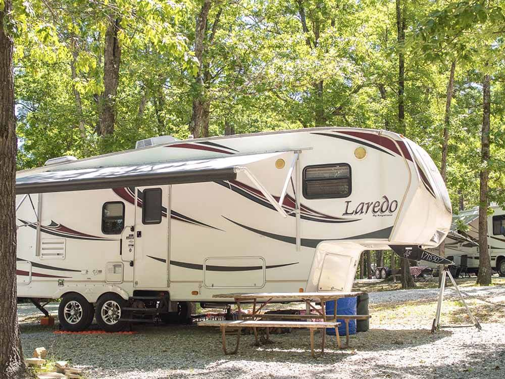 Kettle Campground Cabins Rv Park Eureka Springs