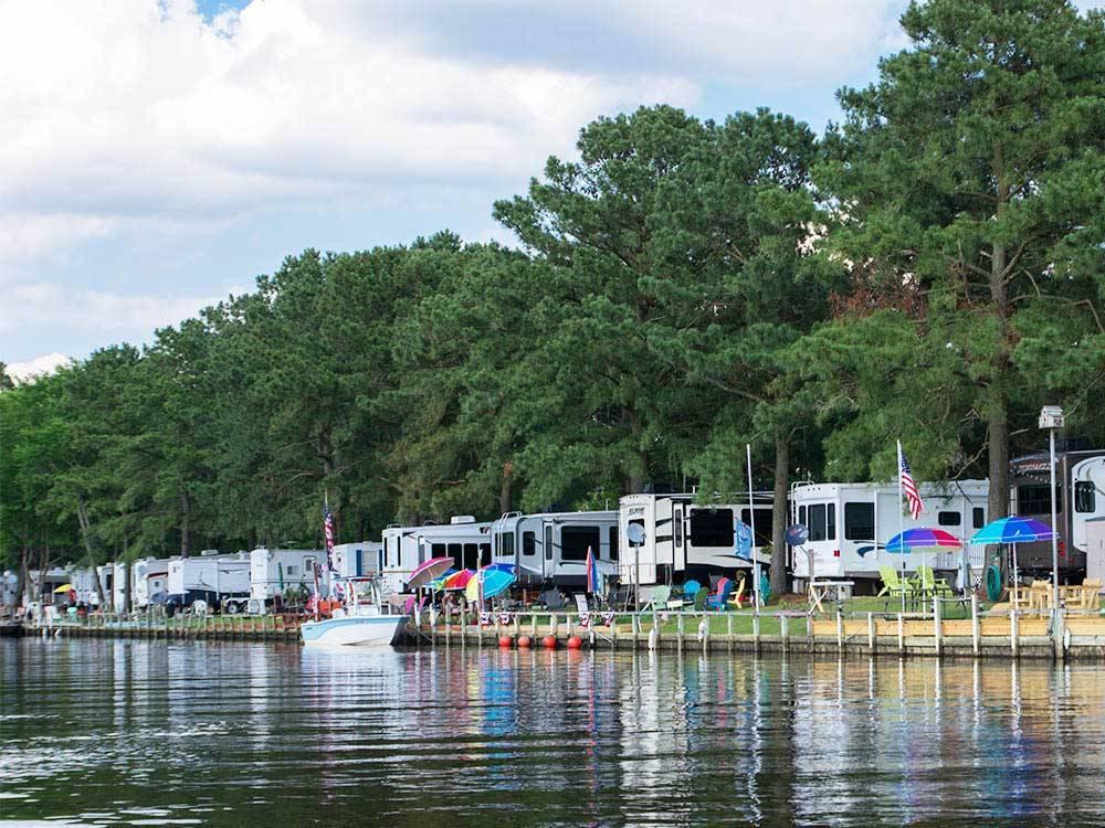 Twin Lakes Rv Resort Chocowinity Campgrounds Good Sam Club