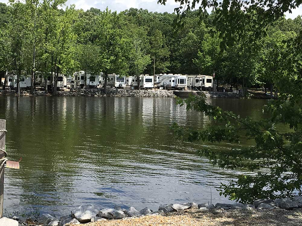 LAKESIDE CAMPGROUND  MARINA at AURORA KY