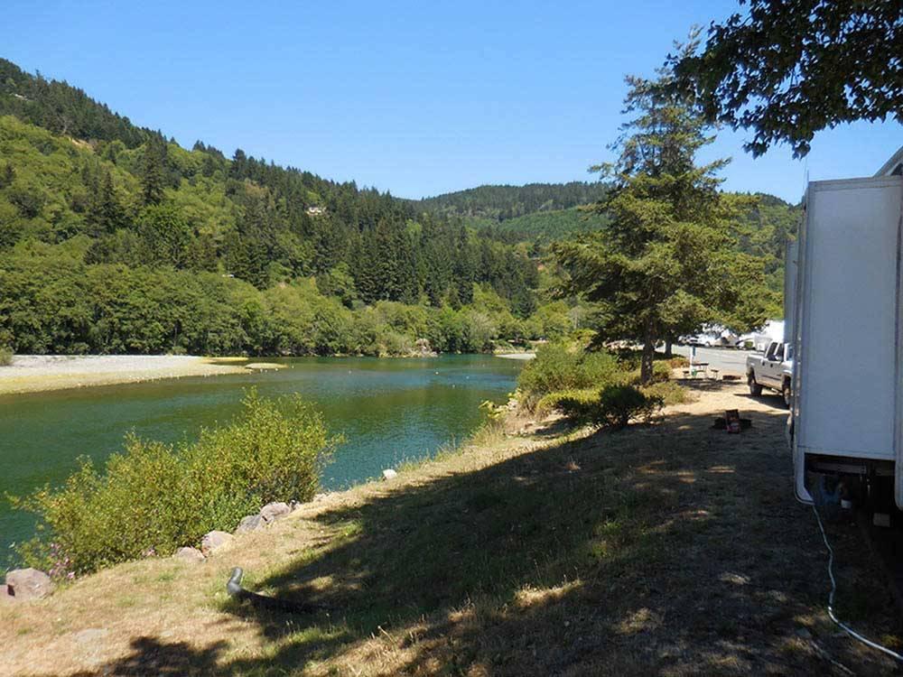 Atrivers Edge Rv Resort Brookings Campgrounds Good Sam