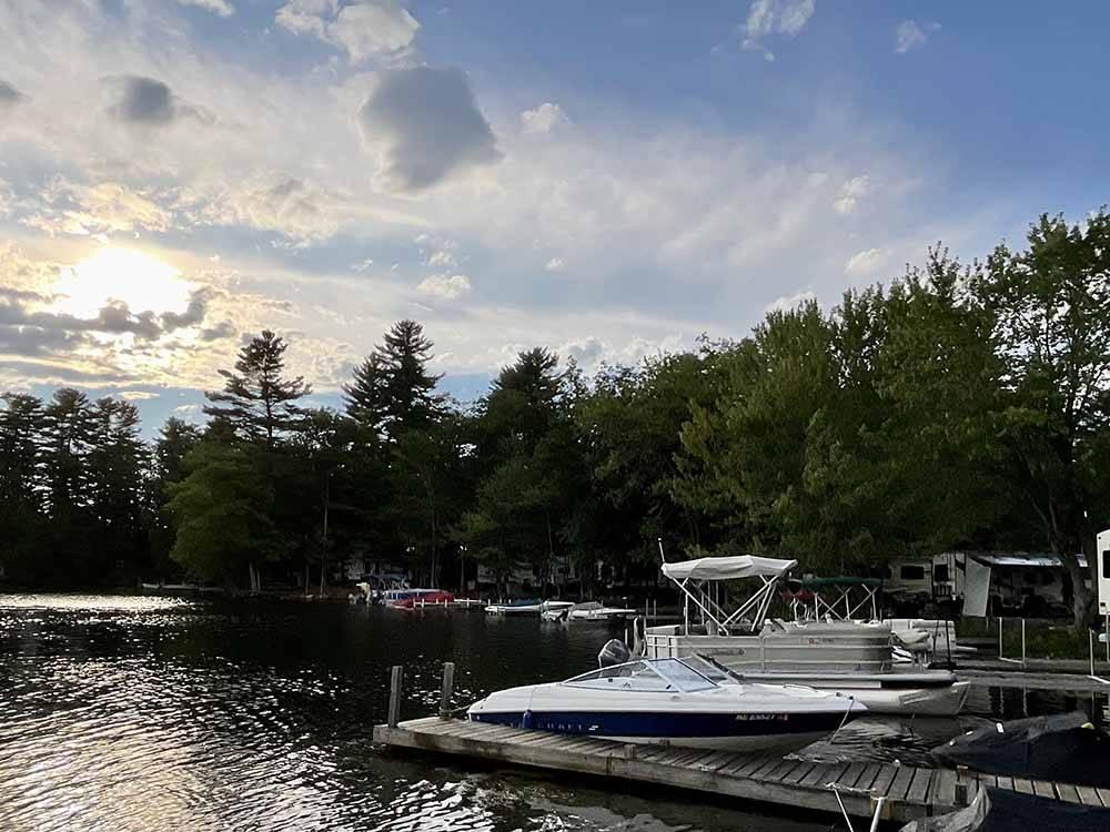 Augusta West Lakeside Resort Kampground Winthrop