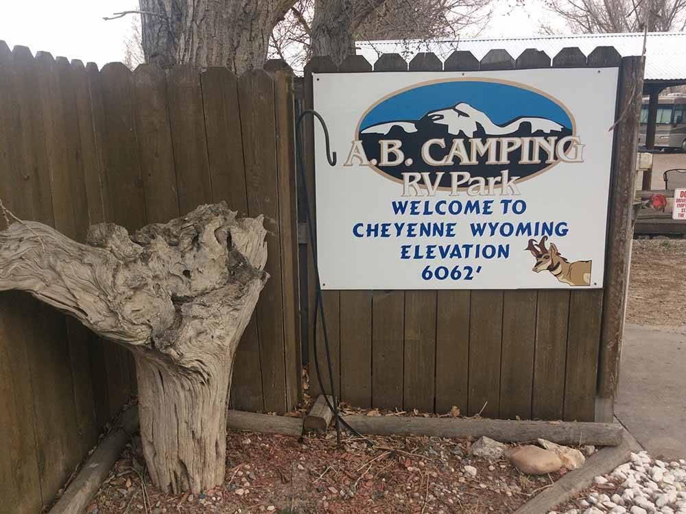 AB Camping RV Park - Cheyenne campgrounds   Good Sam Club