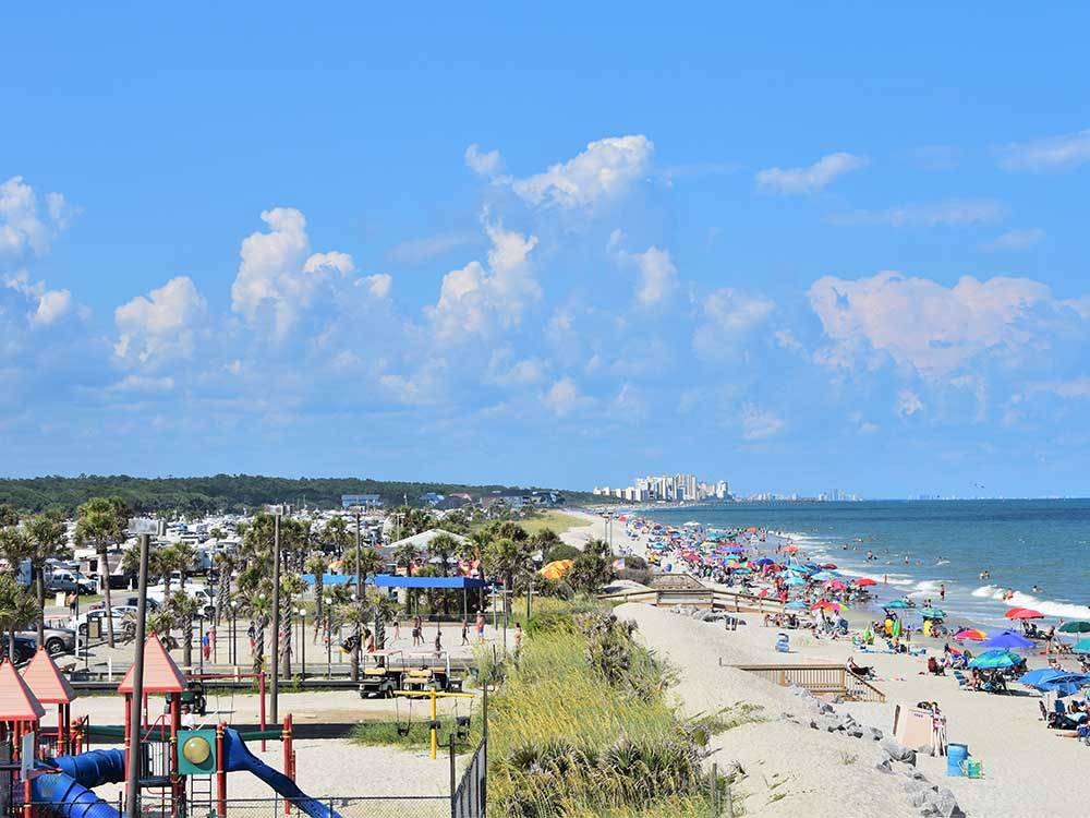 Rv Parks In North Myrtle Beach South Carolina