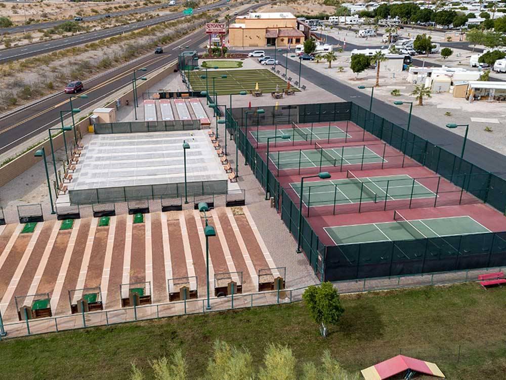 Sundance Rv Resort Yuma Az Rv Parks And Campgrounds