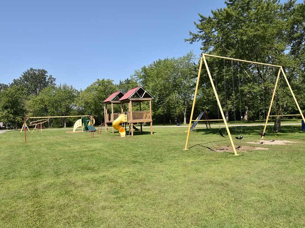 Scott S Family Rv Park Campground Niagara Falls
