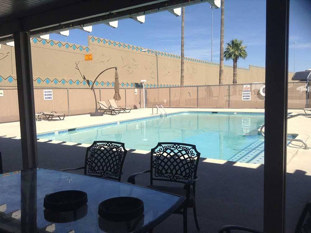 Prince Of Tucson Rv Park Tucson Campgrounds Good Sam Club