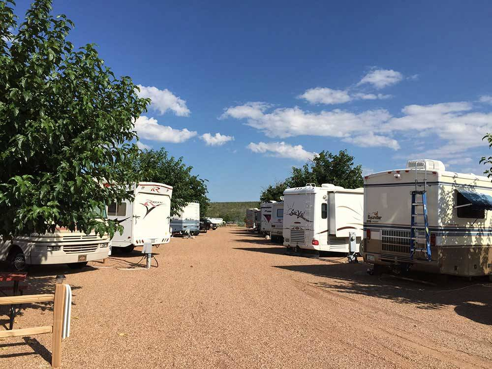 Tombstone rv park tombstone campgrounds good sam club tombstone rv park at tombstone az publicscrutiny Image collections