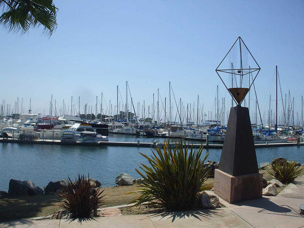 Marina at CHULA VISTA RV RESORT