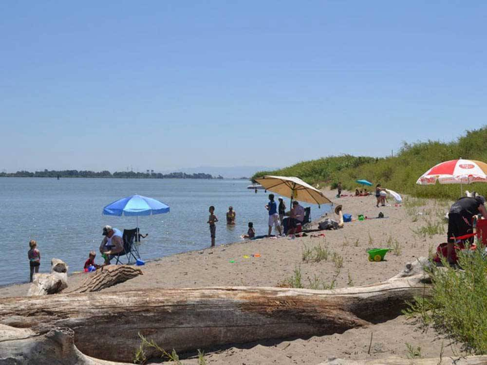 Sandy Beach County Park Rio Vista California Reviews