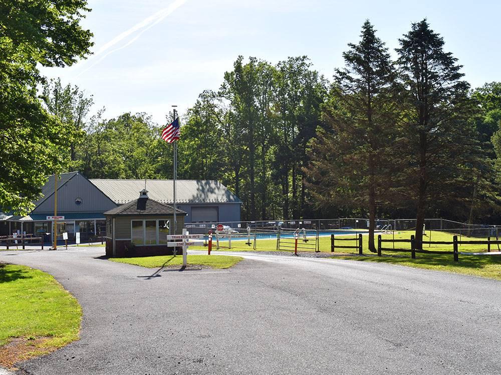 Pinch Pond Family Campground Manheim Campgrounds Good