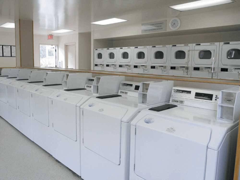 Newport Beach Marina And Campground
