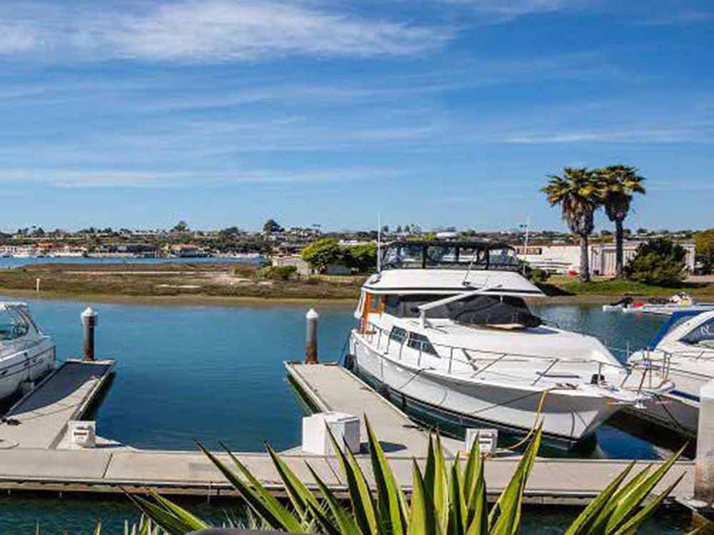 Rv Resort In Newport Beach Ca