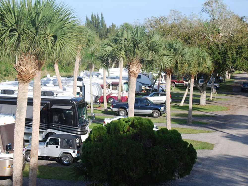Vero Beach Kamp Sebastian Fl Rv Parks And Campgrounds