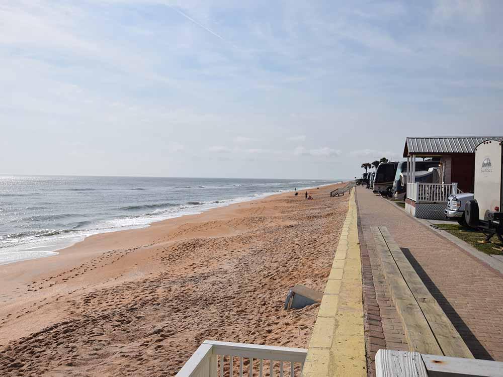 Beverly Beach Fl Campground