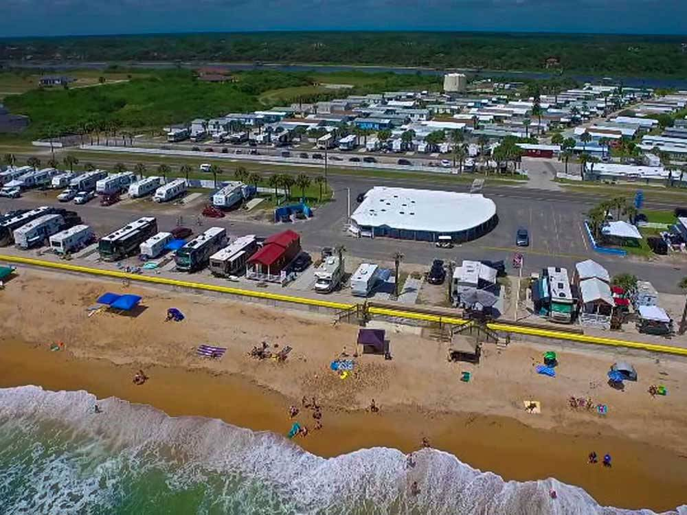 Beverly Beach Rv Resort Fl