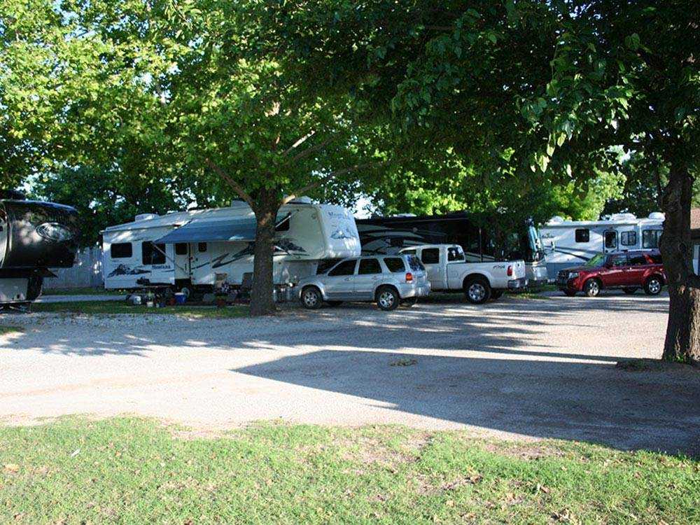 Council Road Rv Park Oklahoma City Ok Rv Parks And