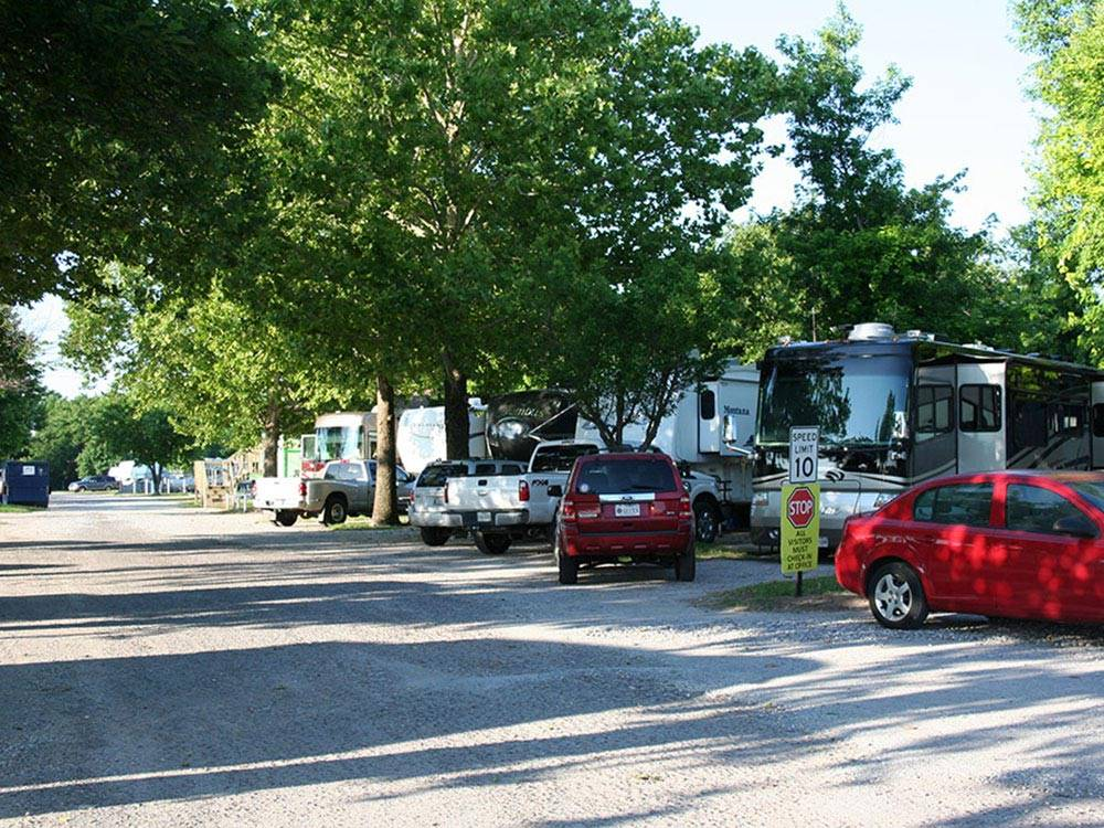 Council Road Rv Park Oklahoma City Ok Rv Parks And