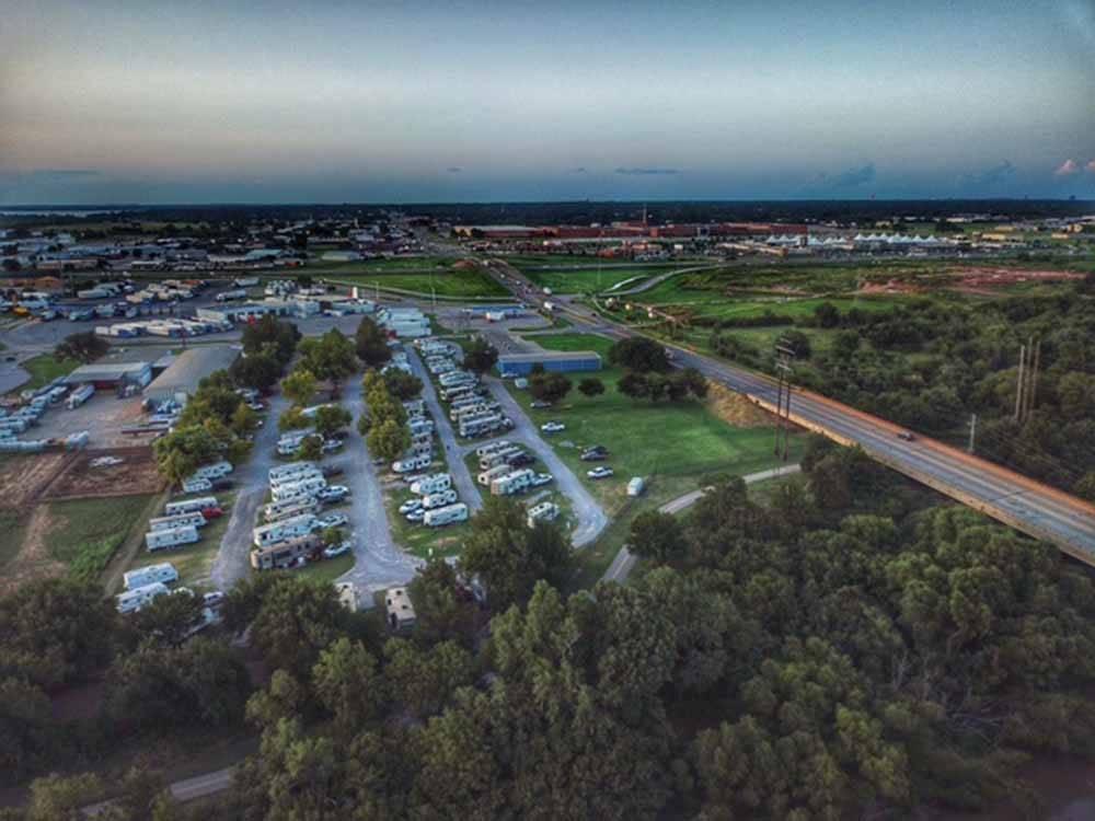 Council Road Rv Park Oklahoma City Campgrounds Good