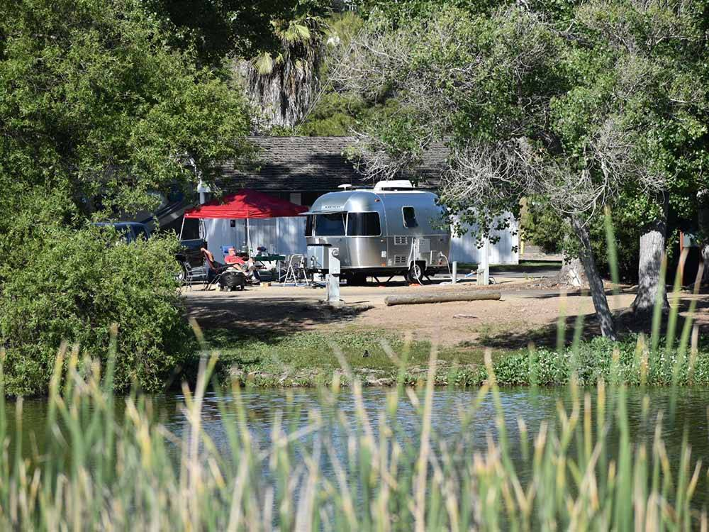 Santee Lakes Recreation Preserve Santee Campgrounds