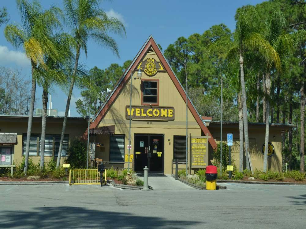 Lion Country Safari Koa West Palm Beach Campgrounds