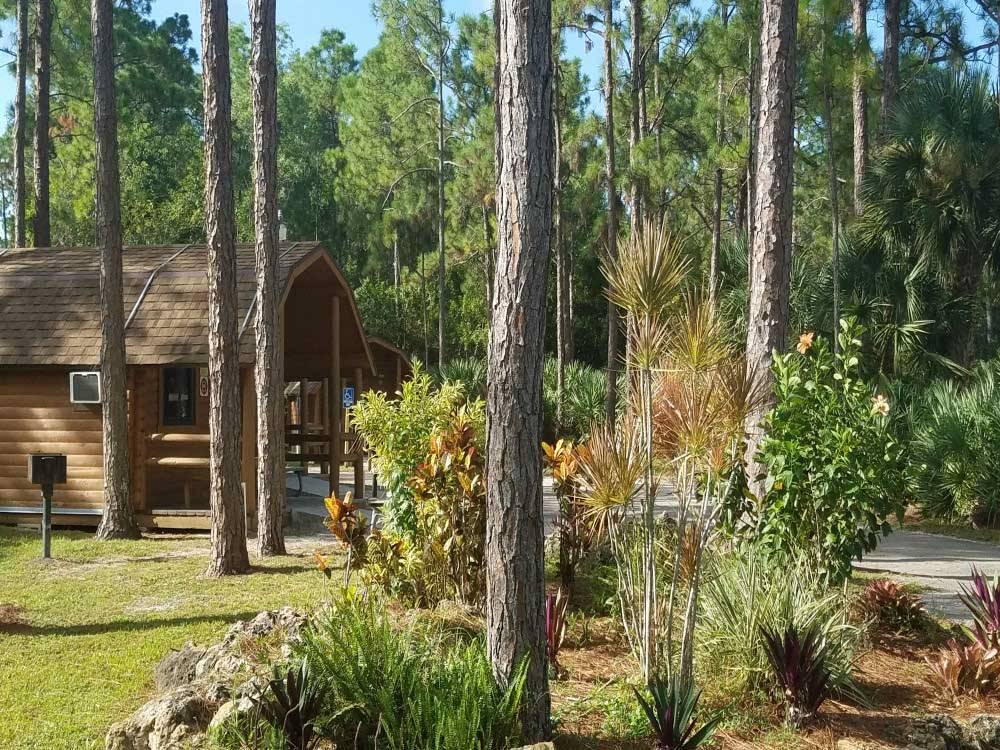 Lion country safari koa west palm beach fl rv parks for Lion country safari cabins