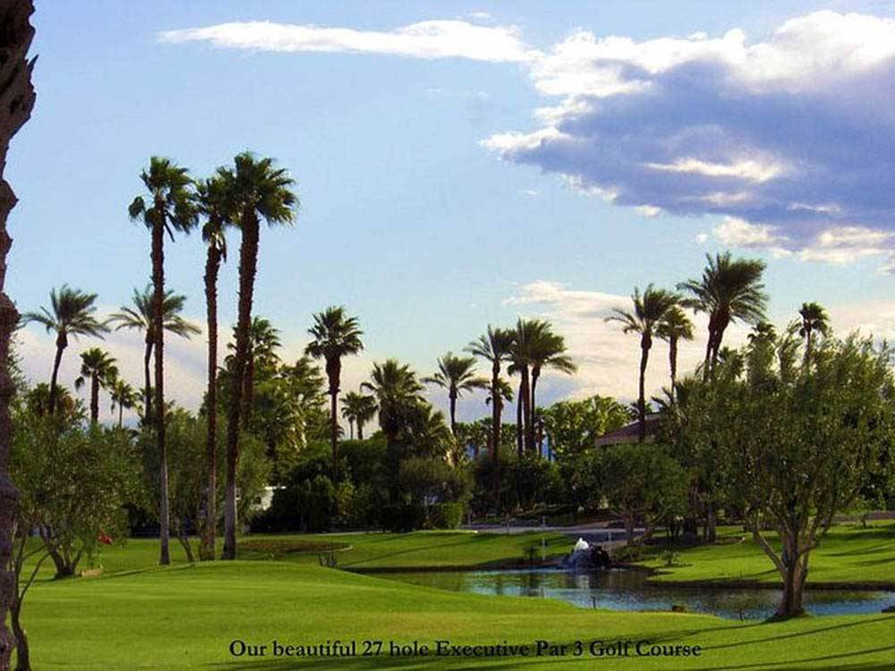 Outdoor Resort Palm Springs Cathedral City Campgrounds Good - Palm springs escort reviews