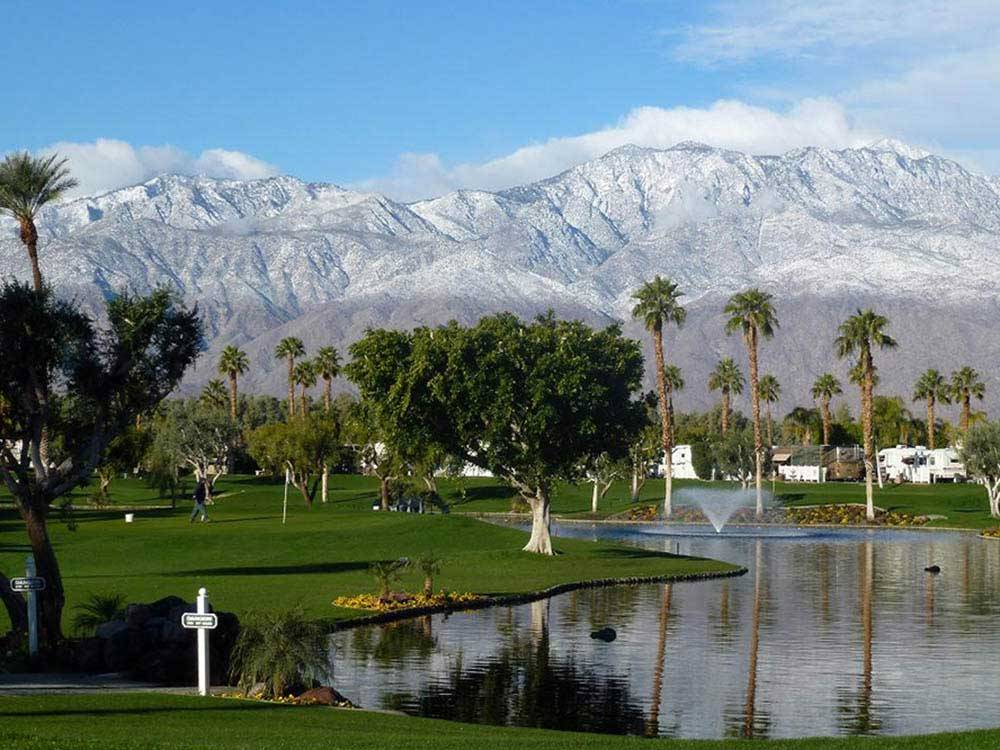 Outdoor Resort Palm Springs Cathedral City Ca Rv