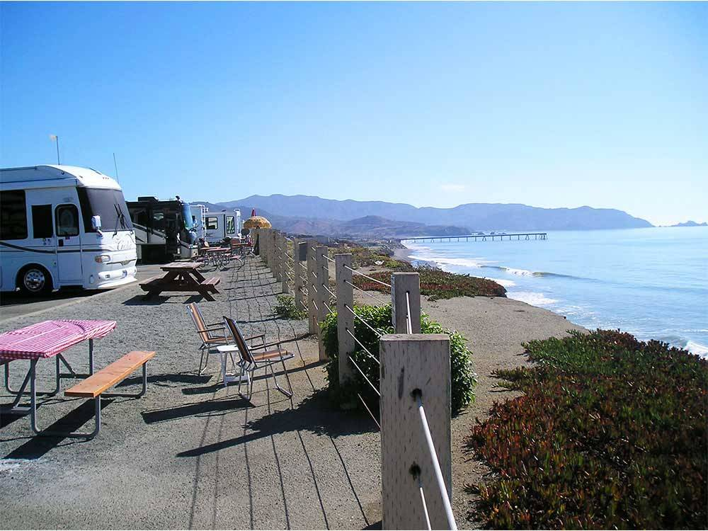 San Francisco Rv Resort Pacifica Campgrounds Good Sam Club