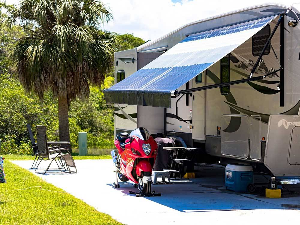 Bay Bayou Rv Resort Tampa Fl Rv Parks And Campgrounds